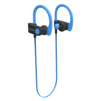 Bluetooth Sports Headset Denver Electronics BTE-110 50 mAh - Färg: Blå