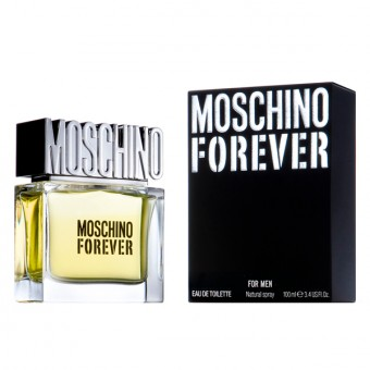 Mäns Parfym Moschino Forever Moschino EDT - Kapacitet: 100 ml