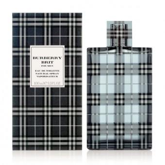 Mäns parfym Brit Burberry EDT - Kapacitet: 100 ml