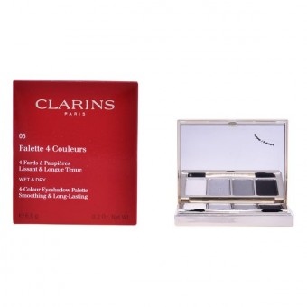 Eye Shadow Palette Clarins - Färg: 07 - Lovely Rose - 6,9 g