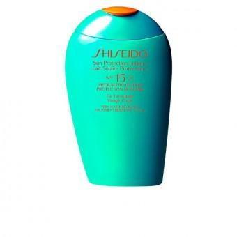 shiseido solskydd ansikte