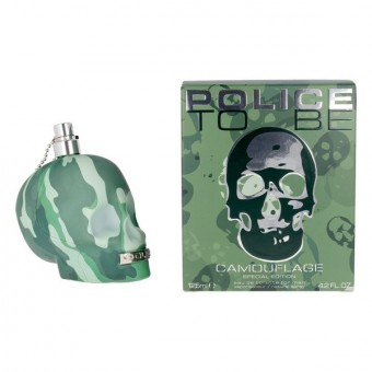 Police To Be Camouflage Pink EdT 125ml • Se priser (3 butiker) »