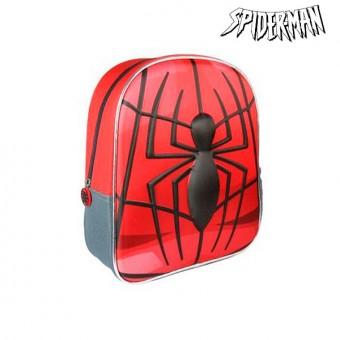 Køb 3D skolväska Spiderman 7914 her. Prisgarant 1c41cefe53a6e