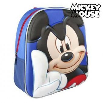 Køb 3D barnväska Mickey Mouse 7907 her. Prisgarant 131c8e3775bff