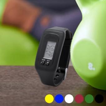 Aktivitetsarmband LCD 145313 - Färg: Svart