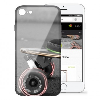 Apple Mobilhölje Iphone 7/8 Flex TPU Skate