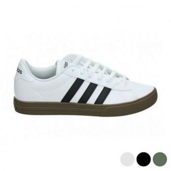 Köp Kvinnors casual sneakers Adidas DAILY 2.0 Svart