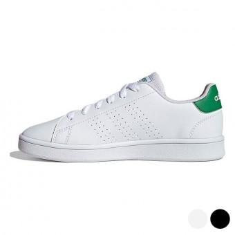 Köp Barn Sneakers Adidas ADVANTAGE K Färg: Svart, skor