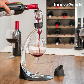 InnovaGoods Professional Wine Decanter