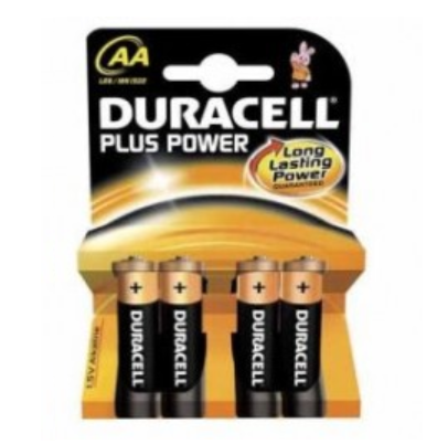 Duracell Plus Power Alkaline