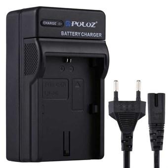 PULUZ® batteriladdare för Canon LP E6 batteri