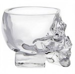 Crystal Skull Head Shots Glass 1 st