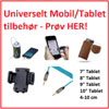 Universal Mobil / Tablet