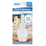 AirPure Plug-in Moments - Refill - Essential Oljor - Linne Room - Duft av ren tvätt