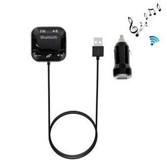 Bluetooth Audio Receiver med MIC Handsfree