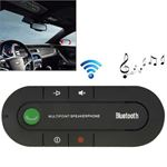 Bluetooth handsfree kit Transmitter med Siri / Musik