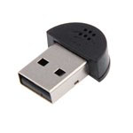 USB Mini mikrofon PC / Mac