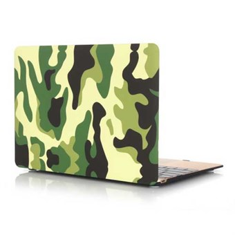 "Macbook 12 ""Hard Case - Military Green"