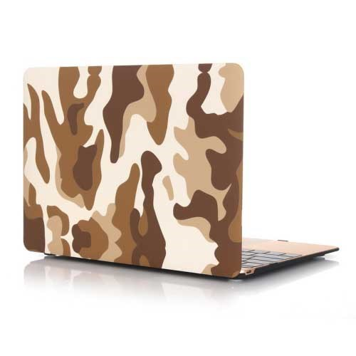 "Macbook 12 ""Hard Case - Military Brown"
