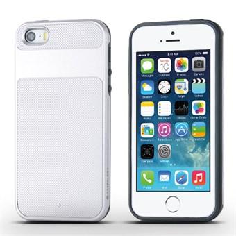 Caseology plast och silikon skal till iPhone 5   5S   SE - Silver 4c8cdd7683a5d