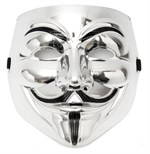 V för Vendetta Mask (Chome Edition)