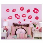 Wall Stickers - Kiss