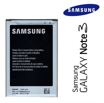 Samsung Galaxy Note 3-batteri (EB-B800BE)