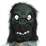 Crazy Gorilla Mask