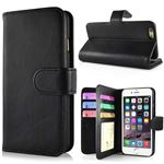 Ultimate Wallet Case iPhone 6 / iPhone 6S - Svart
