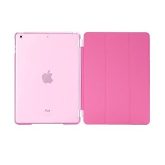 Apple Smart Cover fram och bak för iPad 2/3/4 - Rosa