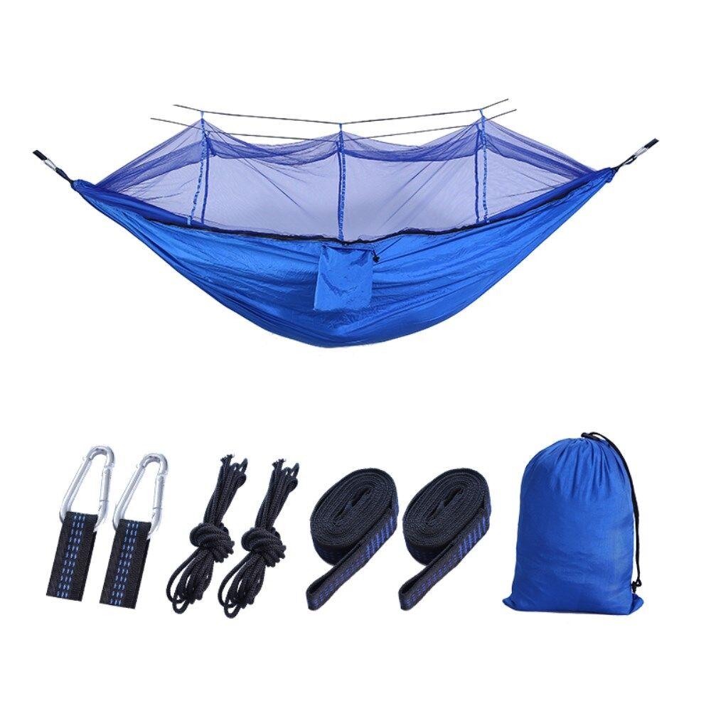 Köp Utomhusresa Camping Tält Swing Bed Myggnät Hängmatta